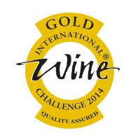 Gold International Wine Challenge 2014