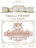 Château Filhot 2006